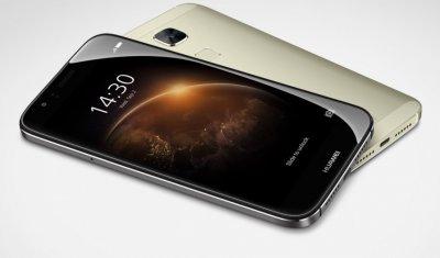 Huawei представил смартфон G7 Plus со сканером отпечатков пальцев