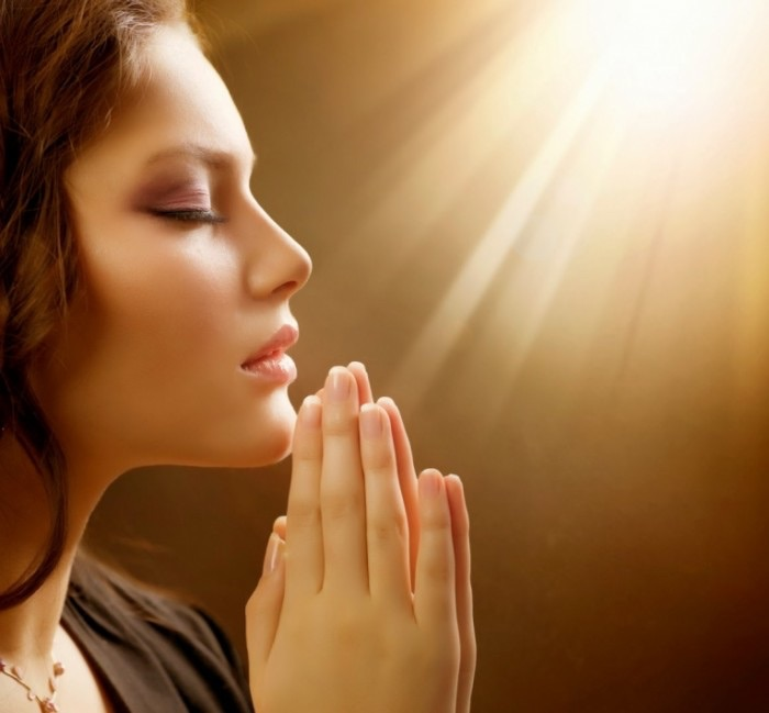 Услышится же уст ваших молитва.