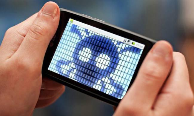 Κακόβουλο λογισμικό «κατασκοπεύει» τα κινητά τ&#95