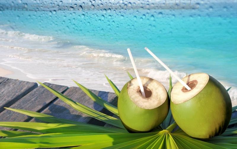 Кокосовая вода, молоко и сливки! Тайские напитки! А также! Тайские супы, карри, соусы и десерты!!! Н.о.в.и.н.к.и!!!