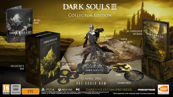 ������� ���� ������ � ��������� ������������� ������� Dark Souls III