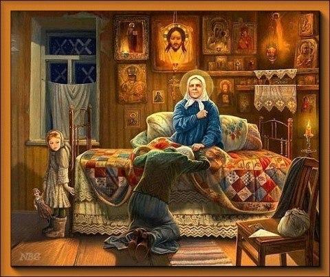 Заветы святой Матроны Московской...