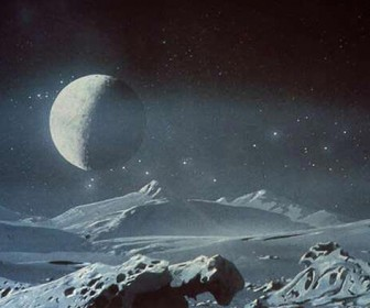 Ученые из NASA открыли на Плутоне два ледяных вулкана