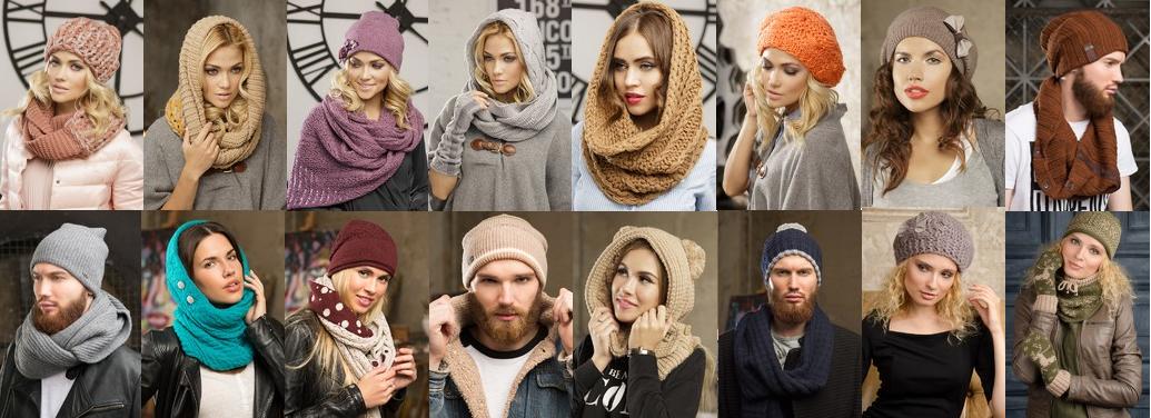 Сбор заказов. Supershapka-18. Потрясающие шапки, береты, капоры, снуды, капюшоны, комплекты, шарфы, варежки. Для