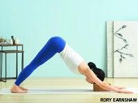 Комплекс упражнений при беспокойстве.