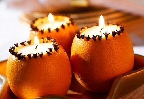 Готовимся к Новому году, или еще немного об апельсинах:)
