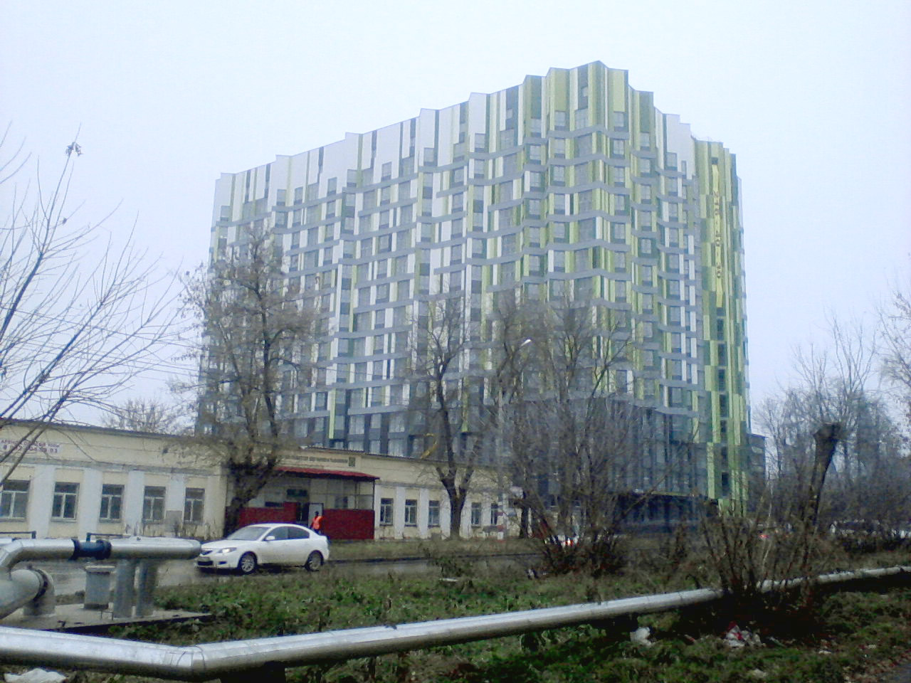 Жилой комплекс Грани