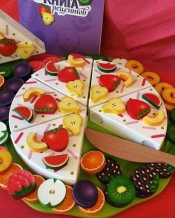 Сбор заказов. Игрушки от Mr.Bigzy для маленьких кулинаров: пицца мастерица и ягодный пирог. Это очень интересно, детки в восторге. Выкуп-2.