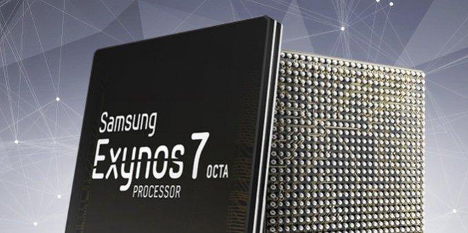 Samsung ����������� ����� ��������� Exynos 8890 ��� Galaxy S7
