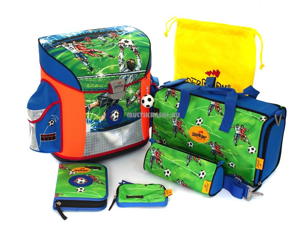 Сбор заказов. Экспресс закупка! Распродажа остатков склада школьных ранцев Premium класса DerDieDas и рюкзаков Deuter