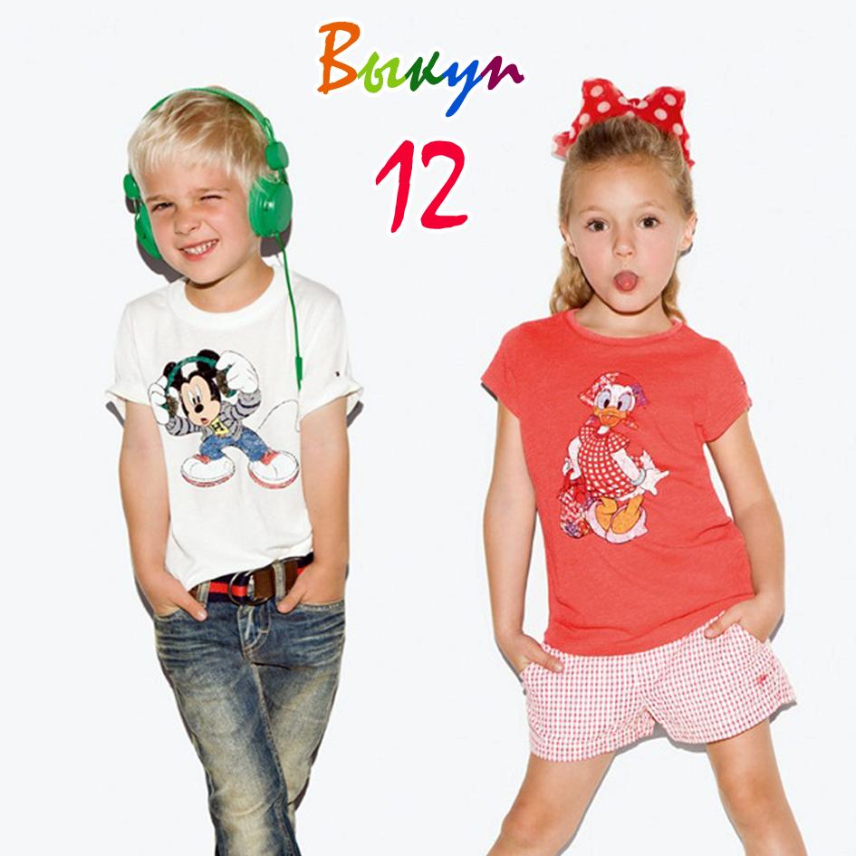 Торопитесь! Закупка Детская одежда Disney, Hello Kitty, Ferrari, Cars, Me to You, Princess, Peppa, Dora от 0 и старше