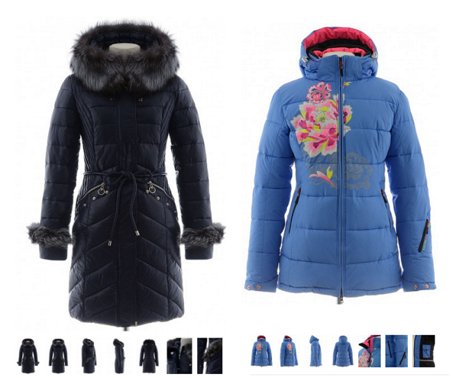 Fashion куртки-47. Разнообразная женская верхняя одежда на зиму и весну, от 38-го до 66-го размера. Есть хорошая горнолыжка почти даром!
