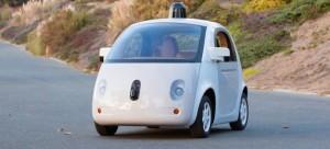 Беспилотный автомобиль Google был оштрафован за слишком медленную езду,