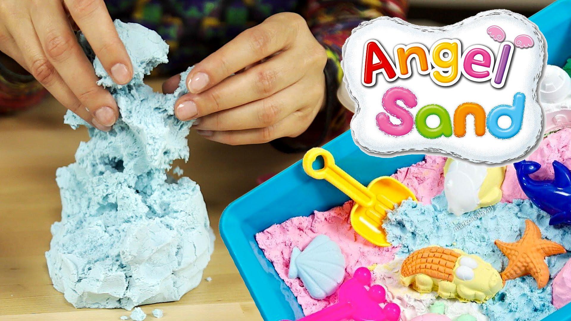 Сбор заказов. Нашим детям - яркое детство: Новинка @ngel sand - разноцветный песок и глина для творчества. Пусть будни будут яркими.