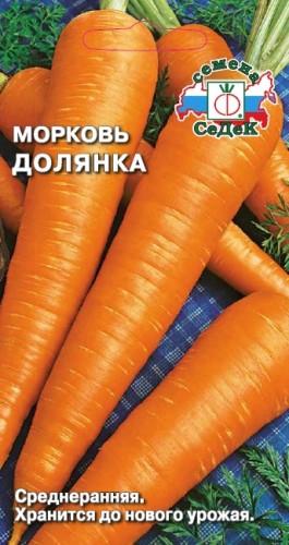 Добавила морковку и семена картофеля