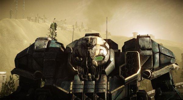 MechWarrior Online в декабре появится в Steam