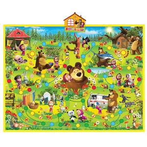 Дед Мороз рекомендует! Умка красочные книги для детей и игрушки-герои любимых мультфильмов