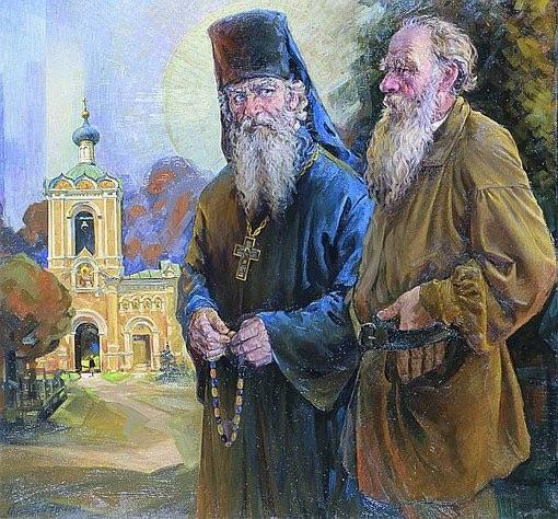 ПОСЛЕДНЕЕ ПОСЕЩЕНИЕ Л.Н. ТОЛСТЫМ ОПТИНОЙ ПУСТЫНИ