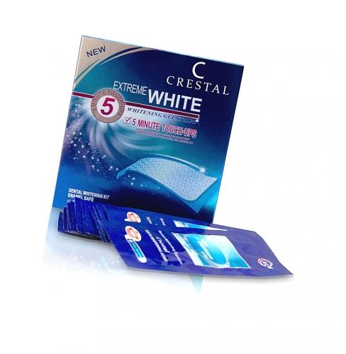 Сбор заказов. Отбеливающие средства для зубов от известного бренда Crestal. Отбеливающие полоски, паста, и гели
