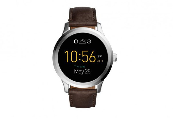 ������������� ������������ ����� Fossil ���������� ���� ������ ����� ������ �� Android Wear