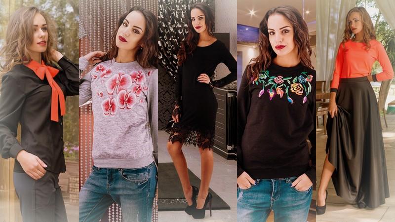 Cбор заказов. Идеалом быть просто - в одежде модной и броской!-14 5.3 M i s s i o n трендовая женская одежда. Высокое качество - привлекательные цены.