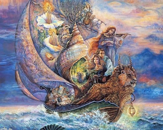 Волшебных снов желаю.... Вам...))