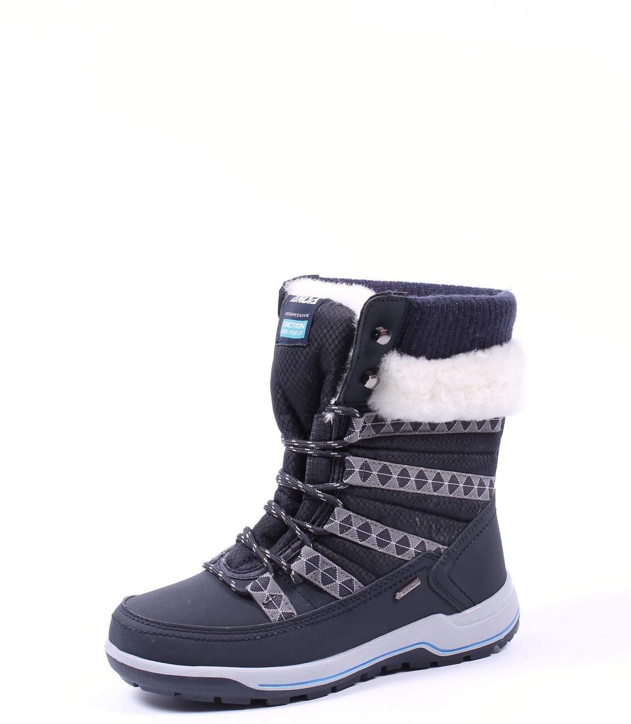 Зимние ботинки и кроссовки из натуральных материалов от 1125 руб. Выкуп-1