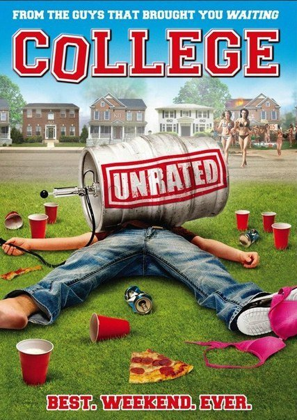 Описание фильма: Колледж (2008)