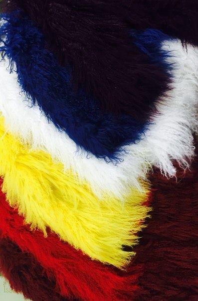 Галерея меха Тибетской ламы