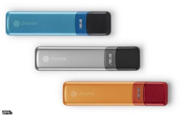 Asus � Google ��������� ������� ����-���������� Chromebit �� Chrome OS