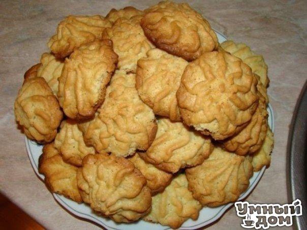 Печенье рассыпчатое (Хризантемы