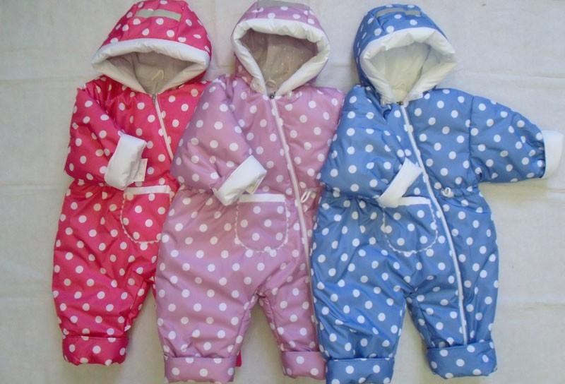Сбор заказов. Верхняя детская одежда Осьминожка от 0 до 6 лет по бюджетным ценам