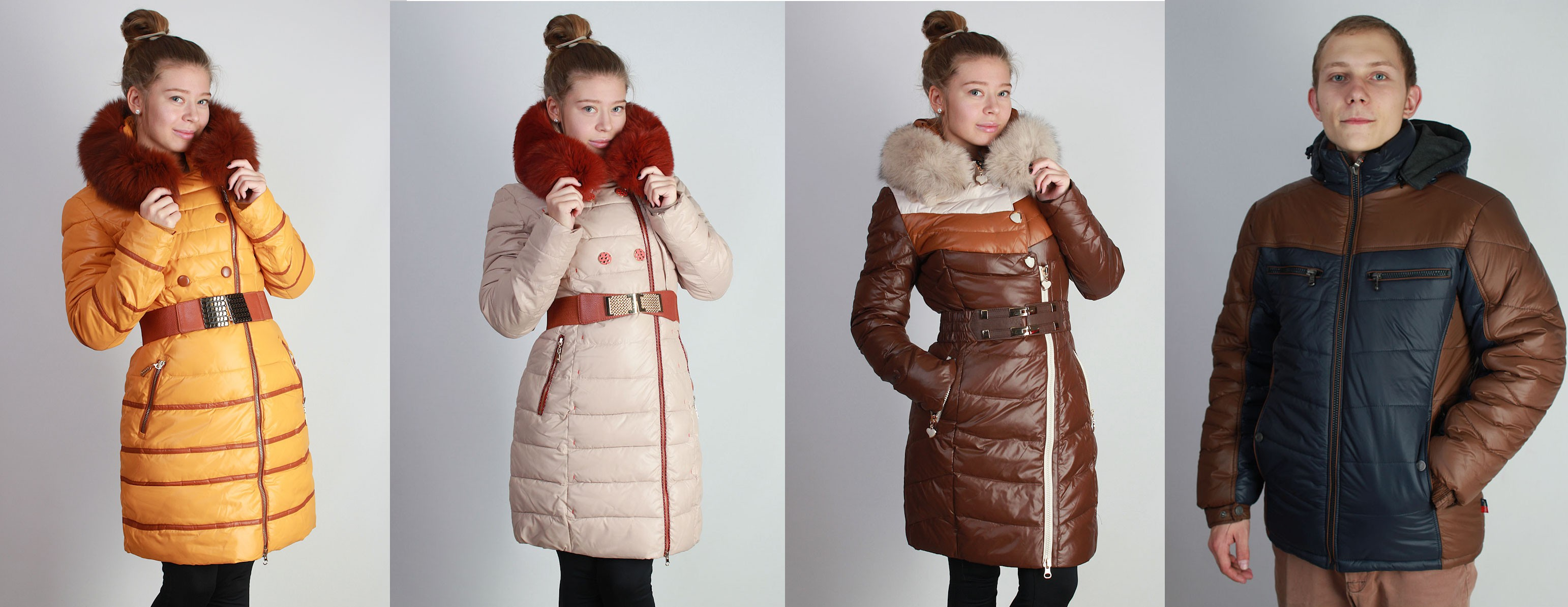 Сток Зимних Курток - 4