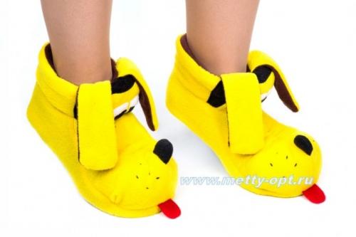 Сбор заказов. Уютные флисовые тапочки Metty - созданы, чтобы украшать и согревать детские ножки. Для детей и подростков