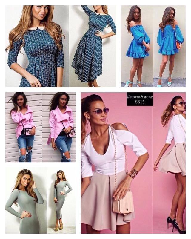 Сбор заказов. STORM and STONE - одежда для ярких девушек с индивидуальным стилем. Новый бренд. Sale