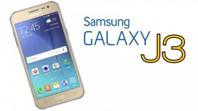В Китае официально дебютировал Samsung Galaxy J3