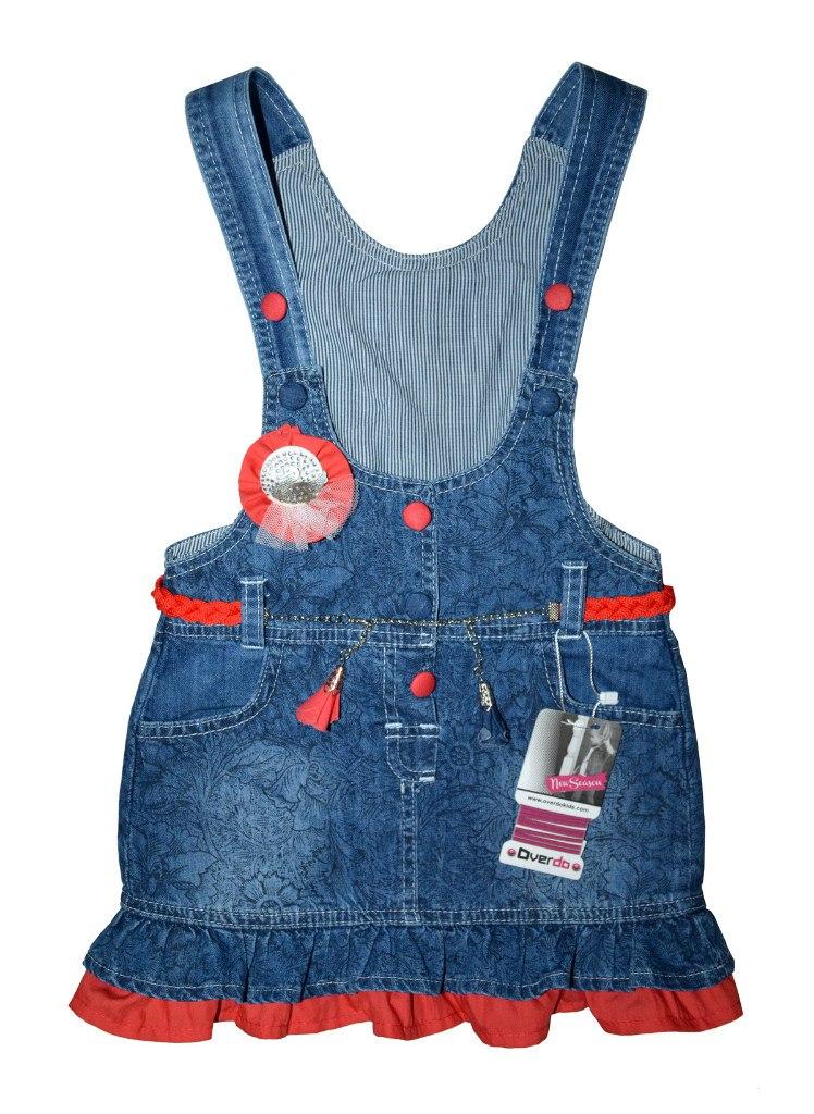 OVERDO-турецкий бренд детской джинсовой одежды. Сарафаны ,комбинезоны (зимние), юбки, джинсы, рубашки, костюмы