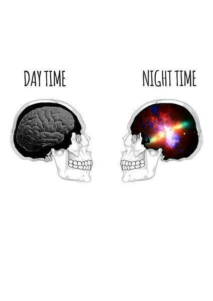 Работа мозга человека чрезвычайно сложна...