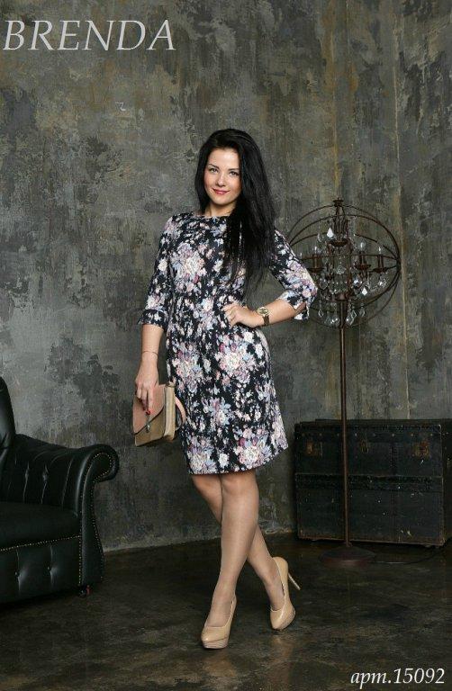 Восхитительные платья Seven-sity подойдут всем, кто любит стиль и комфорт в одежде. Идеальная посадка