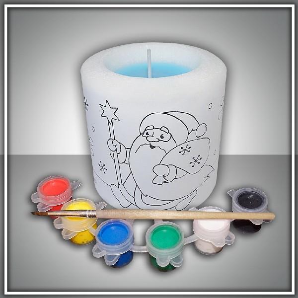 Сбор заказов. Декоративные свечи - незаменимый атрибут любого праздника-3! Новогодние, рождественские, ко дню рождения, свадьбе и т.д! Свечи с символом нового года, магниты и наборы для изготовления свечей - готовим сувениры и подарки!