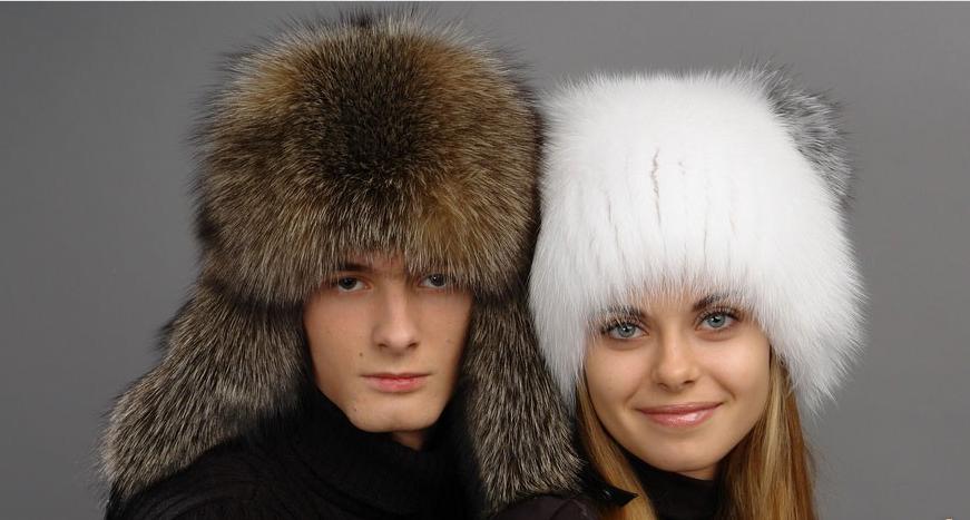 Очумительные шапки из натурального меха. Цены от производителя!