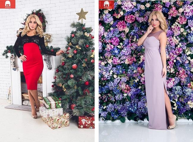 ВиШня-22. Вкусные платья для нежных, милых, женственных. Выбираем новогодние наряды!