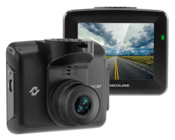 Видеорегистратор NEOLINE Wide S37 с большим сенсорным экраном