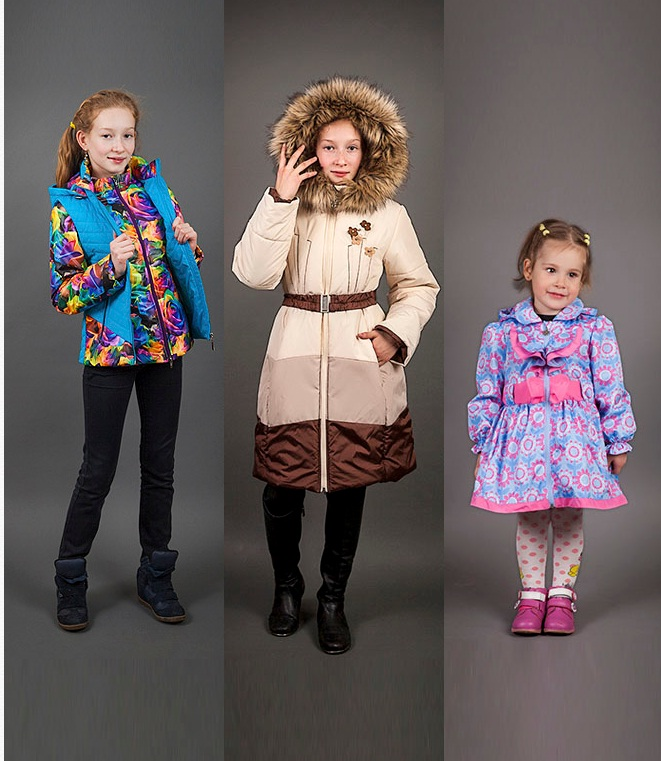 Сбор заказов. Детская верхняя одежда ф-ки Горицкой (Питер) от роста 74 до роста 164. Красиво, качественно! Без рядов