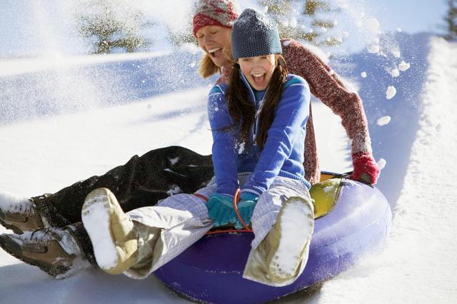 Сбор заказов. Ватрушки-попрыгушки, ледянки и сноуботы для зимних забав - 4!