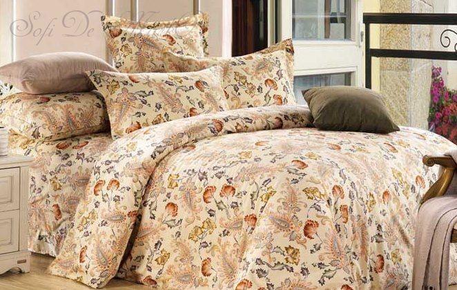 Пристрой потрясающе красивого постельного белья. Отличный подарок на Новый Год.