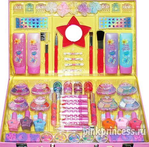 Сбор заказов.Декоративная косметика для юных принцесс. Аксессуары и сумочки, Неоновые браслеты, ушки, очки