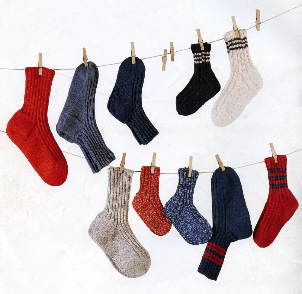 Дешевые носки - только Китай!? Ошибаетесь! Бюджетные носки для всей семьи от российского производителя. Без посредников. На прямую с фабрики
