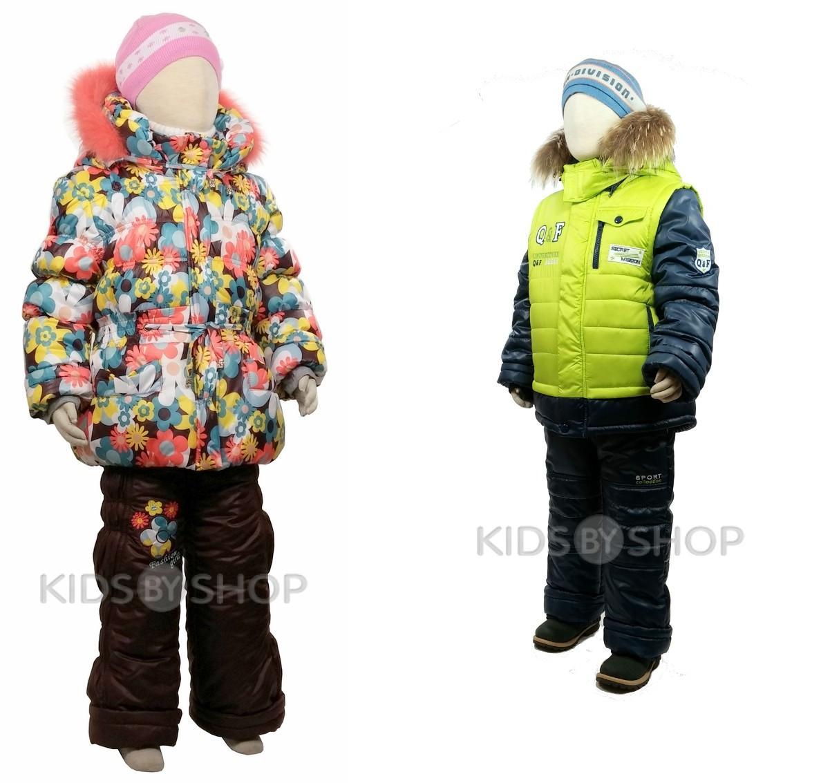 Верхняя одежда для деток от белорусских производителей. Зимние и демисезонные куртки, комплекты, конверты, полукомбинезоны. Без рядов