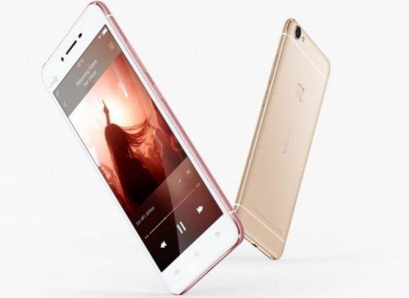 Металлические смартфоны Vivo X6 и X6 Plus представлены официально